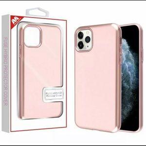 iPhone 11 Premium Hard TPU hybrid case